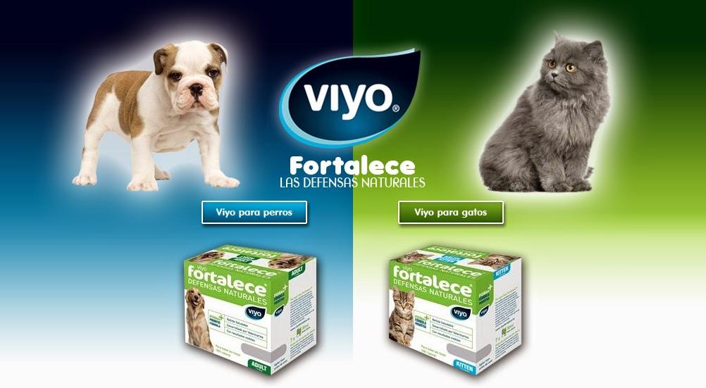Viyo Fortalece, prebiótico para mascotas