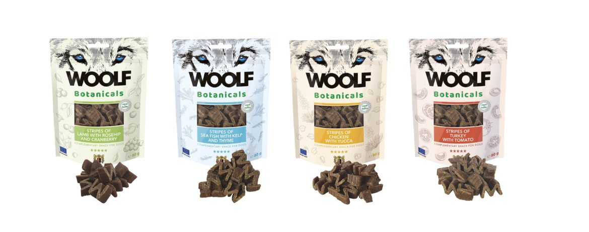 Snacks Woolf botanicals