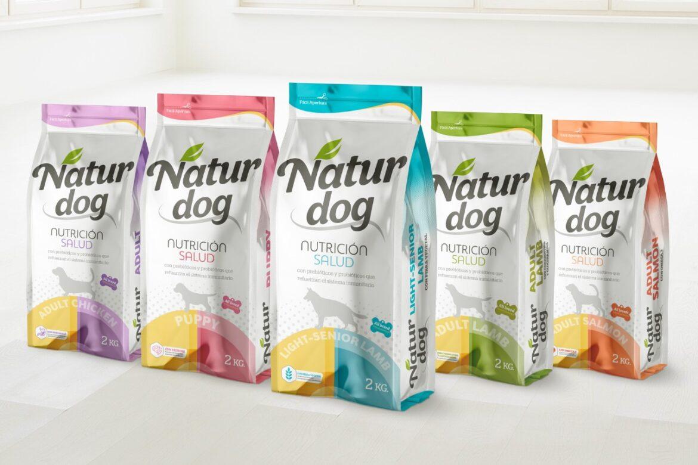 Naturdog alimentación natural para tu perro